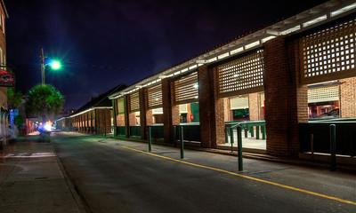 charleston-city-market-night