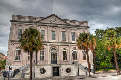 charleston-city-hall-building