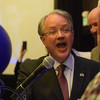 """I'm proud that Charleston is the No. 1 place in this country to visit. I'm really proud of that. I don't want to be No. 2. I don't want to be three. I don't want to be last. I like being No. 1,"" John Tecklenburg said during his victory speech at the Charleston Marriott downtown. ""But I also want to be the No. 1 place for us to live, and from that simple statement, falls all kinds of quality of life issues that impact this community and that we're going to work on in the future."" (Photo/Ashley Heffernan)"