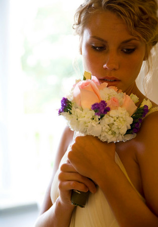 Bridal Shoot Example
