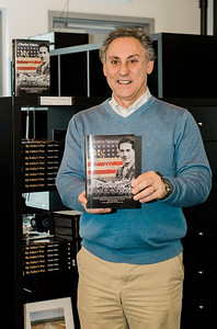 Charley Valera pens WWII book