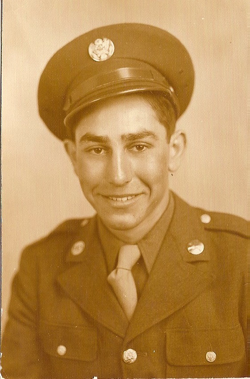 . George Pelletier retired from the FPD. He was a gunner during WWII and helped the Allies to victory during the Battle of the Bulge. Courtesy Photos