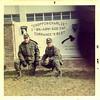 Mike Morris and David Burke, Dec 67 Ft Campbell