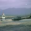 Brigade commander helicopter