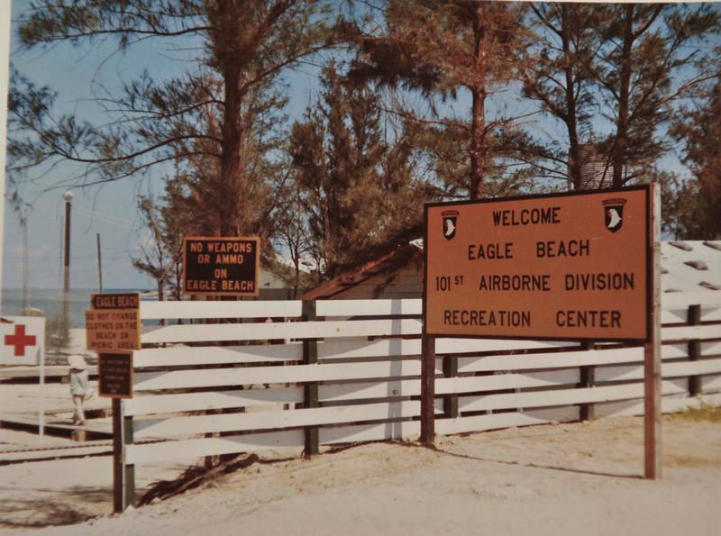 Eagle Beach Oct 1969 - due East of Hue