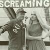 Bob Hope at Camp Eagle - probably December 1969.