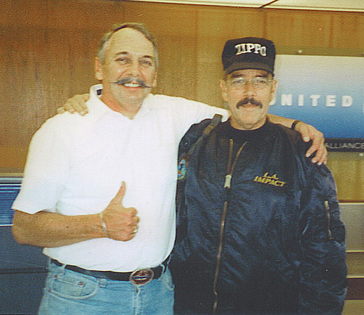 Doc Kerr and Zippo