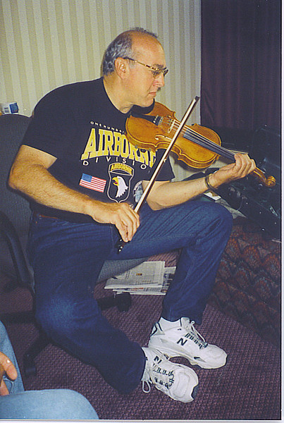 "John ""George of the Fiddle"" Georgiton"