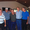 Caroll Shiltz, Phil Stanley (hidden), Gary Tarpein, Doug Sample (back), Jim Lee, Bobby Powers, Herb Damsteegt, and Jeff Burke.