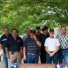 front:  Dan Hinojosa, Jim Lee, Dan Burress, Gary Tarpein.  back:  Bobby Powers, Doug Sample, Stuart Burns, Herb Damsteegt
