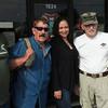 chuck kerr, zippo, Tonya Marks, Ranger Tom Humphry, and spider hickman