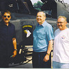 Zippo, MG Bobby B. Porter ( our Bn Commander and later the Commanding General 82nd ABN), SMG Bob Brennier (ABN Ranger, and friend of the Boss)