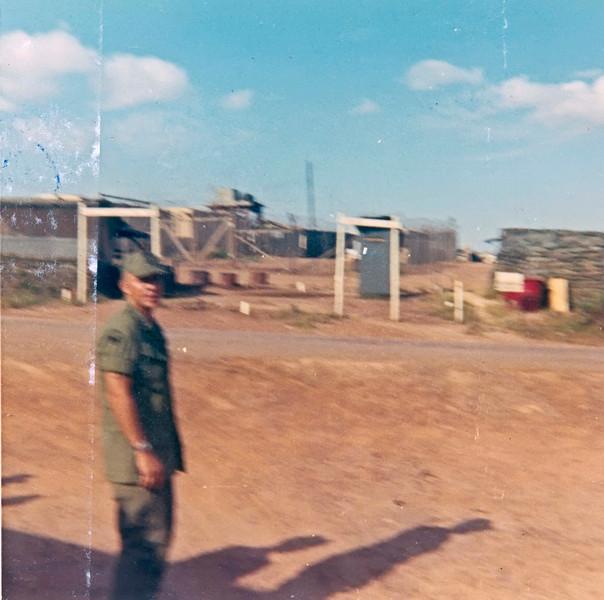 First Sergeant John Rollins.