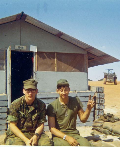 Mike Aird and Gary Tarpein.