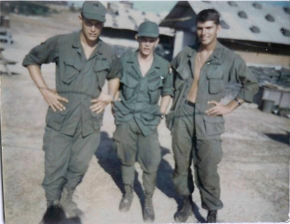 Phillip Stanley on left.