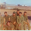 """Front - Gary Stacey.  Middle:  Gary Tarpein, Jim Lee, Jack Wells, and Phillip Stanley<br /> <br /> Bobby """"Alabama"""" Powers in back."""