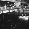 Search and rescue efforts were conducted in the Kenduskeag Stream the night Charlie Howard was thrown over a bridge in Bangor on July 7, 1984 at around 10:30 p.m. by Bangor emergency crews. Jack Loftus | BDN