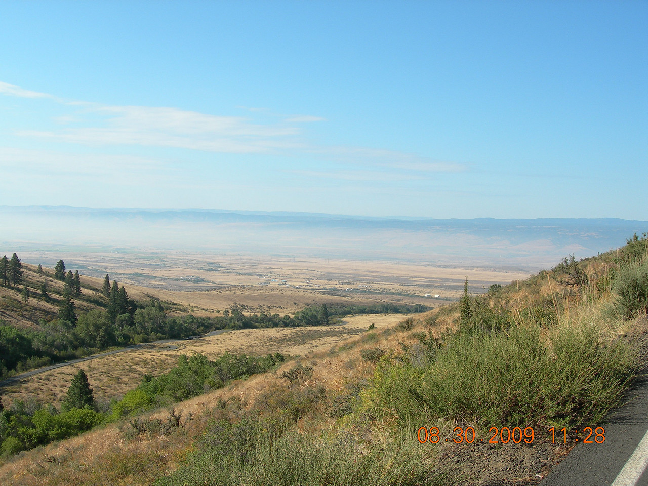 More beautiful views...