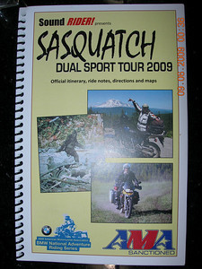 The official itinerary, ride notes, directions, and maps!