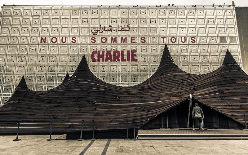 Institut du Monde Arabe, Paris - 2015.
