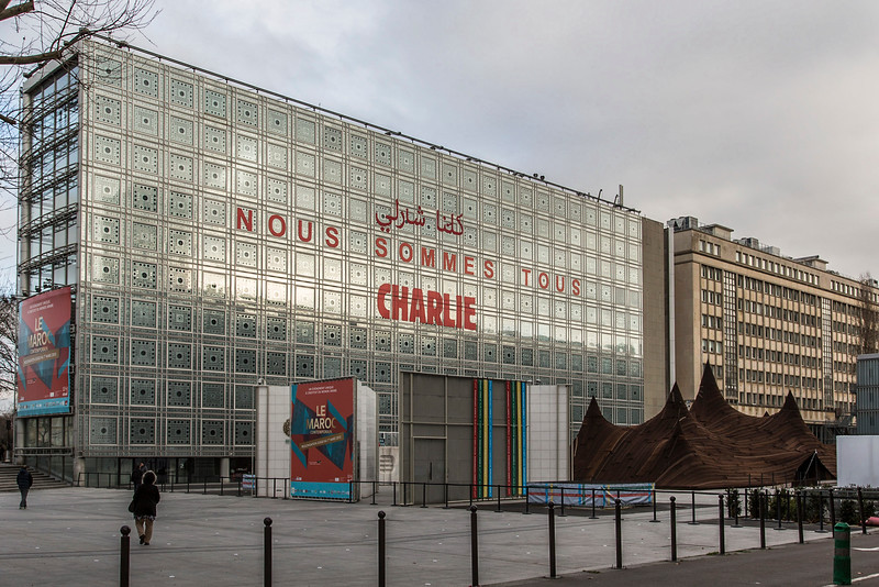 Institut du Monde Arabe, Paris - 2015.