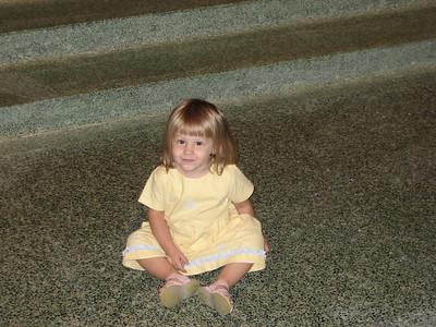 Charlie's Baptism 2006