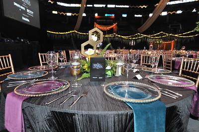 Heros & Legends Gala Hosted by Amhad Rashad 10-13-18 by Jon Strayhorn