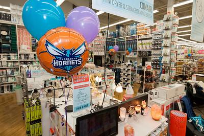 Hornets Players Scholarship Fund College Shopping @ Bed Bath Beyond 8-1-17 by Jon Strayhorn