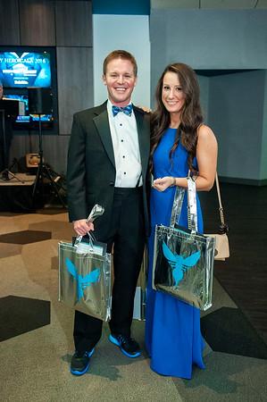 My Hero Gala 2016 Tux & Tennies Chariy Fundraiser @ The Spectrum Center 10-22-16 by Jon Strayhorn
