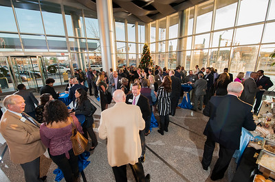 Charlotte Regional Partnership Annual Holiday Party 12-12-17 by Jon Strayhorn