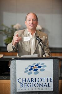 Charlotte Regional Partnership Annual Holiday Party 12-12-17 by Jon Strayhorn