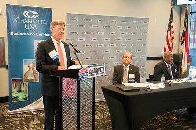 Charlotte Regional Partnership @ Charlotte Motor Speedway 10-24-17 by Jon Strayhorn