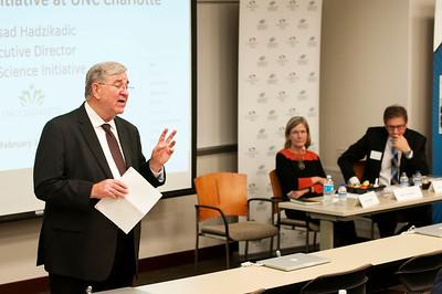 Predictive Analytics Forum with Dean Whittaker @ UNCC 2-11-16 by Jon Strayhorn