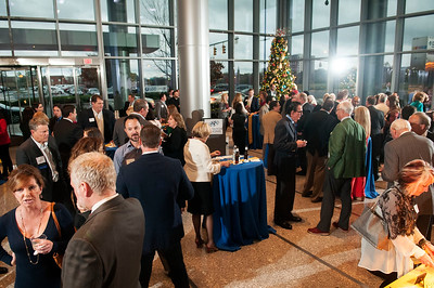 Charlotte Regional Partnership Annual Christmas Party 12-2-15