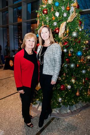 Charlotte Regional Partnership Annual Christmas Party 12-2-15