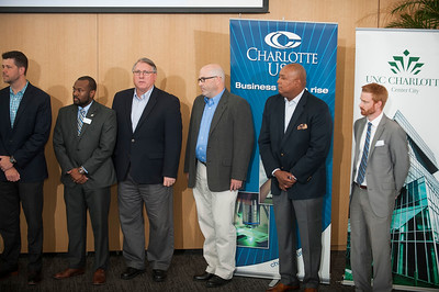 Charlotte Regional Partnership - Amazon Media Event @ UNC Charlotte Center 11-2-17 by Jon Strayhorn