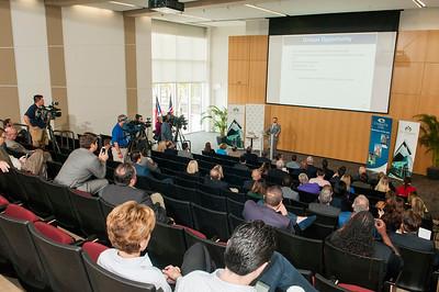 Charlotte Regional Partnership - Amazon Media Event @ UNC Charlotte Center 11-2-17 by Jon Strayhorn