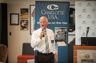 Charlotte Regional Partnership 2017 Board of Directors Meeting  & BB&T Ballpark 5-2-17 by Jon Strayhorn