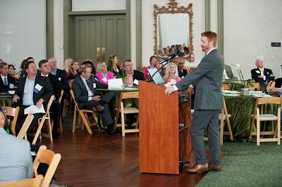 CRP Board Meeting @ The Daniel Stowe Botanical Gardens 4-25-18 by Jon Strayhorn