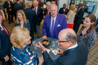 Charlotte Regional Partnership Jerry's Awards Luncheon @ The Crown Ballroom 3-20-18 by Jon Strayhorn