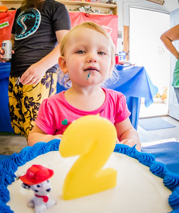 Charlotte and Lexis Birthday Party 2016-43