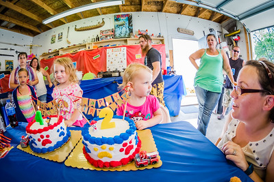 Charlotte and Lexis Birthday Party 2016-37
