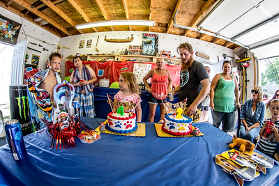 Charlotte and Lexis Birthday Party 2016-34