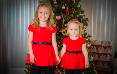 Charlotte and Lexi's Christmas pictures 2016-114
