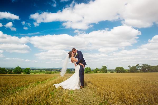 Charlotte and Marcus Wedding