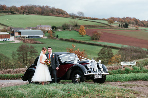 Charlotte and Tom Wedding