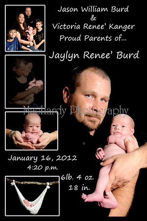 Birth Announcement 1
