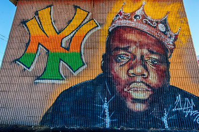 Notorious B.I.G. 12-21-16 by Jon Strayhorn