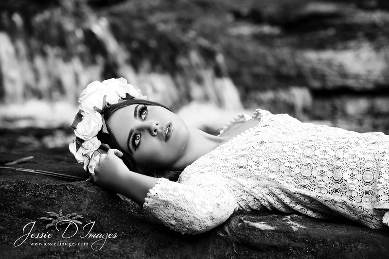 Jessie D Images - Somersby Falls Beauty Shoot (10)a