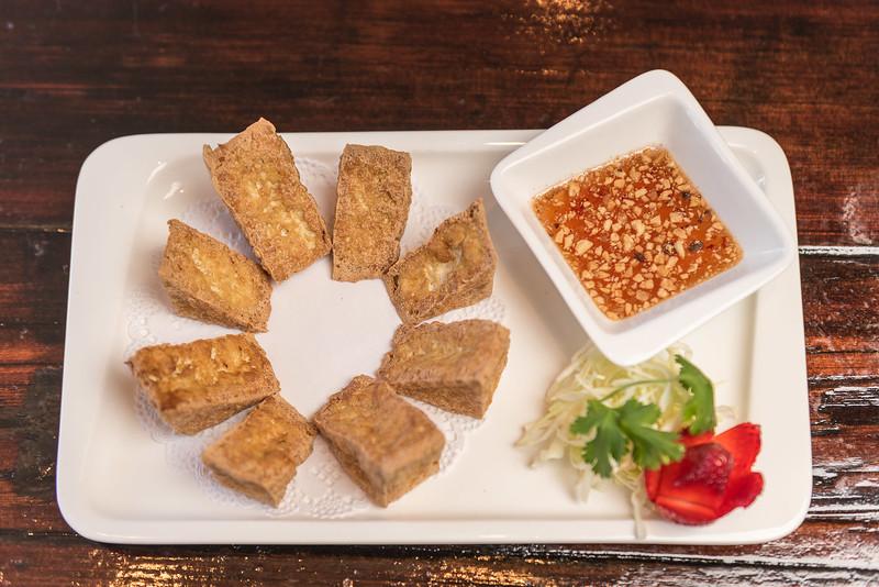 Triangle Tofu